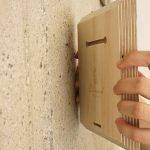 Elwood Woodprints - Produkt aufhängen